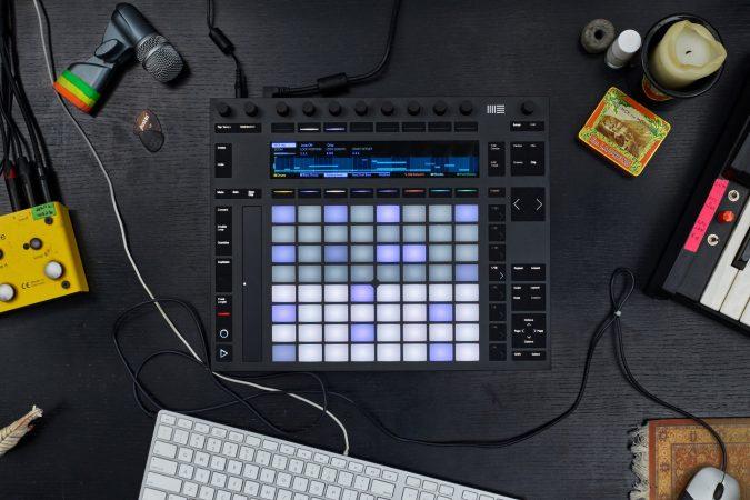 Ableton-Live-10-Push