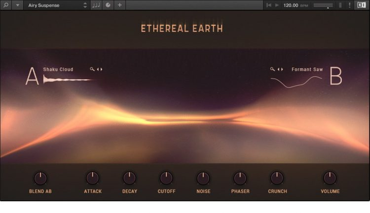 Kontakt 6 - Ethereal Earth